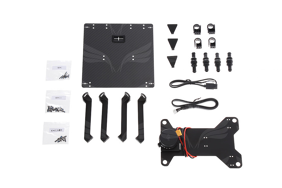 DJI MATRICE 600-PART01-ZENMUSE X3/X5 Gimbal Mounting Bracket
