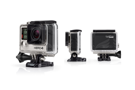 GoPro HERO4 Black / Motosports / Adventure / Outdoor