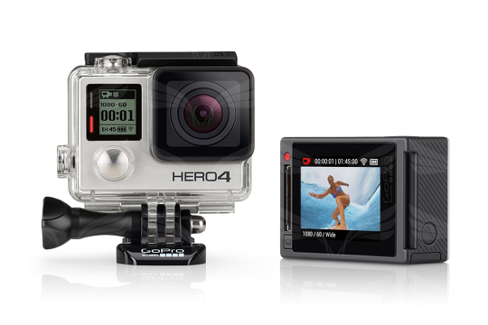 GoPro HERO4 Silver / Motosports / Adventure / Outdoor