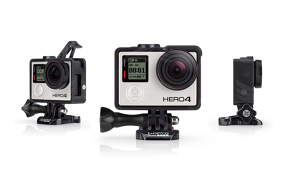 GoPro rėmelis / The Frame (for HERO4/3/3+)