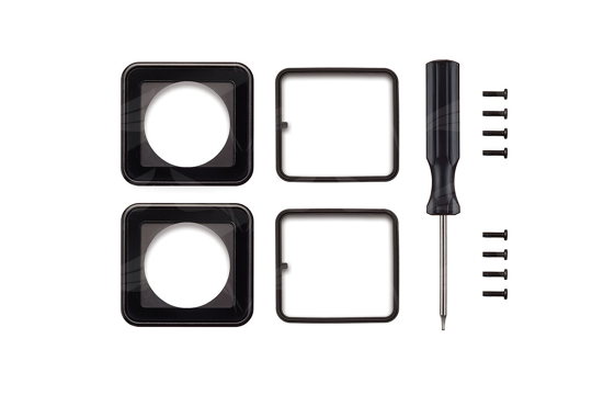 GoPro lęšių komplektas / Standard Housing Lens Replacement Kit