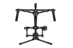 DJI Ronin stabilizatorius (including case)