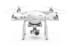 DJI Phantom 3 Advanced orlaivis