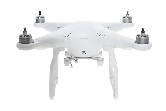 DJI P3 tik orlaivis / Aircraft (Excludes Remote Controller, Camera, Battery and Battery Charger) (Pro/Adv) / Part 34