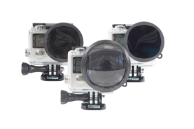 PolarPro Filters GoPro (PL, ND, Macro) 3-Pack