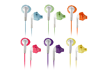 Yurbuds Inspire for Women (yellow)