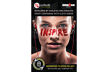 Yurbuds Inspire Duro with cloth cord Kevlar (red/black)
