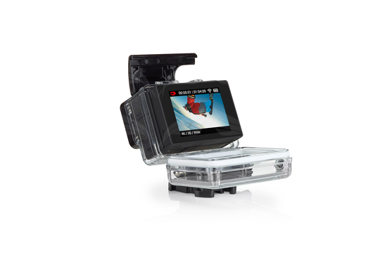 GoPro LCD ekranas / LCD Touch BacPac