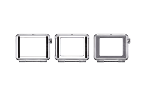 GoPro galinės durelės / BacPac Backdoor Kit for Standard Housing