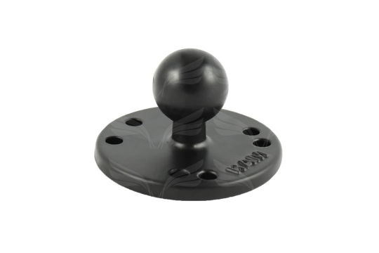 RAM 2 7/16'' Dia. Base with 1'' Ball