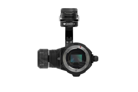 DJI Zenmuse X5 gimbal & camera (No lens) / Part 1