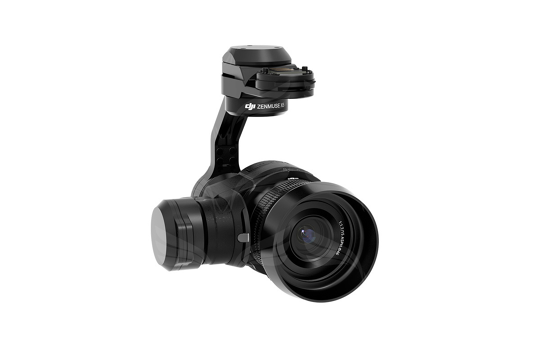 DJI Zenmuse X5 gimbal & camera (With DJI MFT Lens)