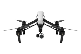 DJI Inspire1 Aircraft (Excludes Remote Controller, Camera, Battery and Battery Charger) (NA&EU, v2.0/PRO) / Part 77