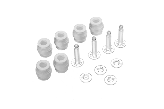 DJI P2V+ Damping Rubber & Drop Protection Kit / Part 7
