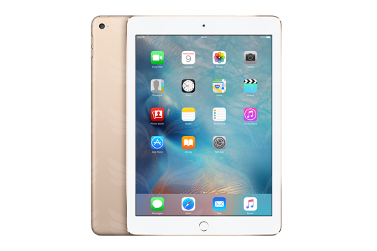 Apple iPad Air 2 - Auksinė