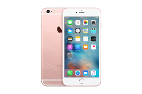 Apple iPhone 6S Plus - Rožinė auksinė