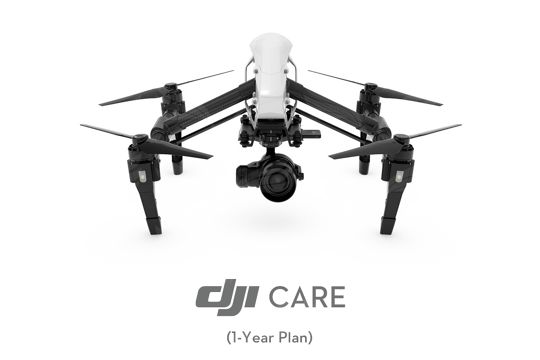 DJI Care (Inspire 1 RAW) 1-Metų Planas / Year Plan