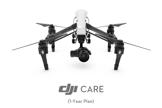 DJI Care (Inspire 1 Pro) 1-Metų Planas / Year Plan