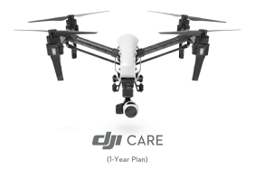 DJI Care (Inspire 1 V2.0) 1-Metų Planas / Year Plan