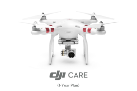 DJI Care (Phantom 3 Standard) 1-Metų Planas / Year Plan