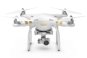 DJI P3 Aircraft (excludes Remote Controller & Battery Charger) (Pro) / Part 110