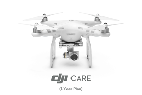 DJI Care (Phantom 3 Advanced) 1-Metų Planas / Year Plan