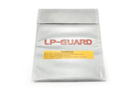 LiPo safe bag for safe charging S