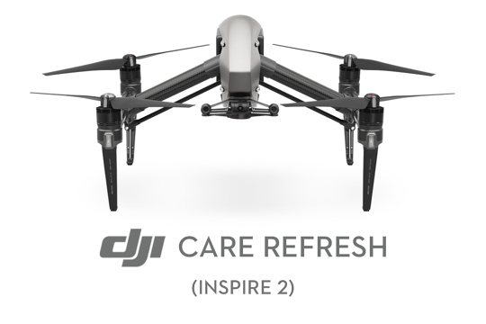 DJI Care Refresh (Inspire 2 orlaiviui / aircraft)
