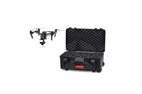 "HPRC Baterijų dėklas DJI Inspire 2 baterijoms / BATTERY CASE HPRC2550W FOR DJI INSPIRE 2/PRO ""CARRY ON"""