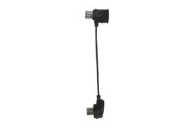 DJI Mavic - Apversto microUSB valdymo pulto laidas / RC Cable (Reverse Micro USB) / Part 4