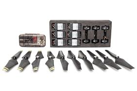 DJI E600 (6x motor/ESC, 5 pair props, Accessories pack)