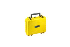 B&W lagaminas Type 1000 GoPro Yellow