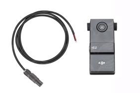 DJI Ronin pagalbinio maitinimo adapteris / Auxiliary Power Adapter