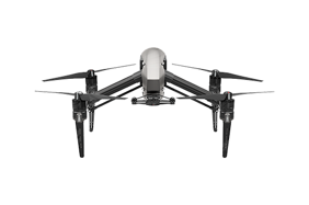 DJI Inspire 2 Part 40 Aircraft (Excludes Remote Controller and Battery Charger)