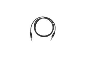 DJI Goggles Racing Edition Part 13 Mono 3.5mm Jack Plug to Mono 3.5mm Jack Plug Cable