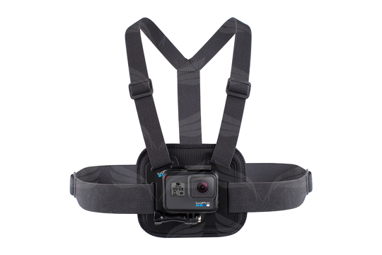 GoPro Krūtinės laikiklis V2.0 / Chesty (Performance Chest Mount)