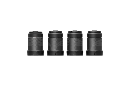 DJI Zenmuse X7 Part 14 DJI DL/DL-S Lens Set