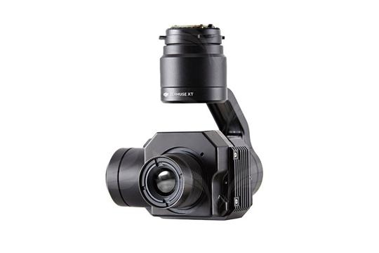 DJI FLIR Zenmuse XT ZXTA13SR V2 9Hz termo kamera