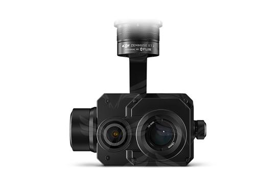 DJI FLIR Zenmuse XT2 ZXT2A25FR 30Hz termo kamera