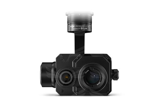 DJI FLIR Zenmuse XT2 ZXT2A19SR 9Hz termo kamera