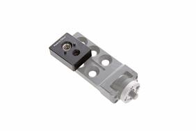 """DJI Osmo 1/4"""" ir 3/8"""" tvirtinimo adapteris universaliam laikikliui / Mounting Adapter for Universal Mount"""