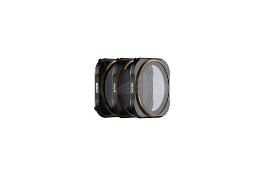 PolarPro Cinema serijos Vivid kolekcijos 3 filtrų komplektas skirtas DJI Mavic 2 Pro dronui