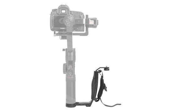 ZHIYUN dviguba mini rankena skirta Crane 2/Plus/M / Mini Dual Handle