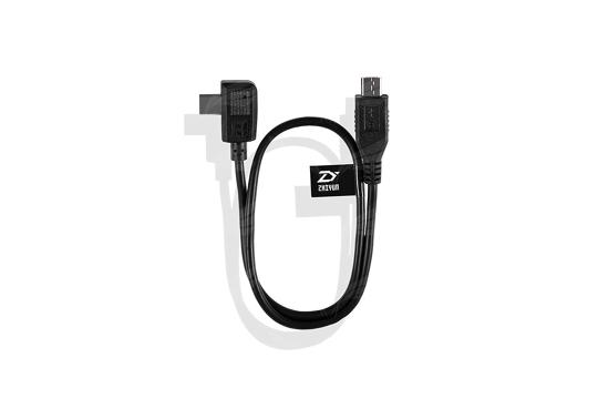 ZHIYUN CANON Laidas kamerai / Camera Cable Micro For Crane 2