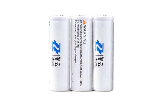 ZHIYUN 3 baterijų komplektas skirtas Crane 2 / Battery 3-pack