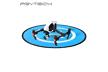 PGYTECH nusileidimo padas dronui (75 cm) / Landing Pad