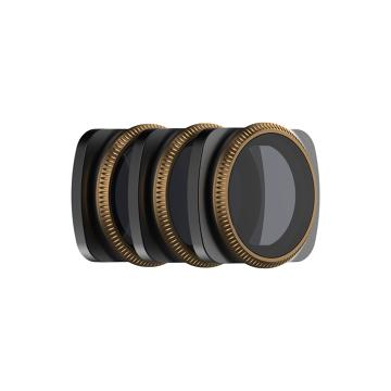 PolarPro Cinema serijos VIVID kolekcijos 3 filtrų komplektas skirtas DJI Osmo Pocket