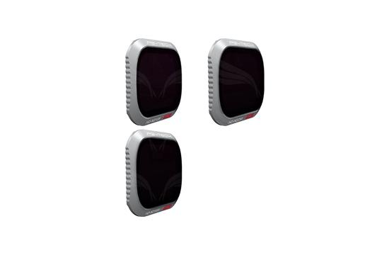 PGYTECH filtrai / Filter for DJI MAVIC 2 PRO - ND SET (Professional) (ND128 256 1000)