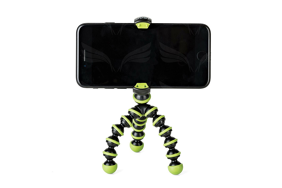 JOBY telefono trikojis / Gorillapod Mobile Mini Black/Green
