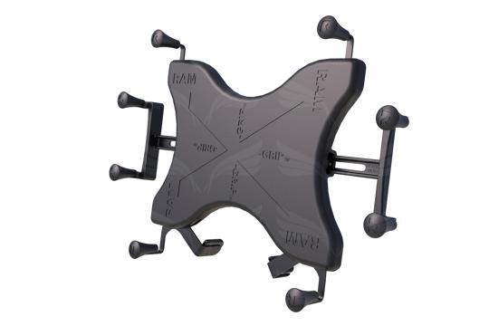 """Rammount X-GRIP UNIVERSAL 12"""" planšetinio kompiuteiro laikiklis / CLASS TABLET HOLDR"""